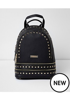 river-island-large-studded-rucksack