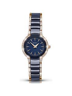 seksy-blue-dial-rose-tone-detailing-bracelet-ladies-watch