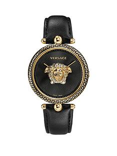 versace-versace-palazzo-empire-black-dial-black-leather-strap-ladies-watch
