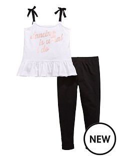 v-by-very-girls-dancing-is-what-i-do-peplum-top-and-leggings-set-2-piece