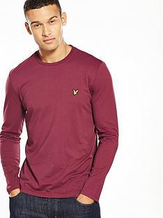 lyle-scott-lyle-amp-scott-ls-crew-neck-t-shirt