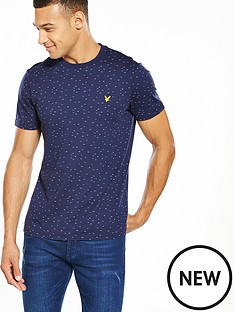 lyle-scott-lyle-amp-scott-fil-coupe-t-shirt