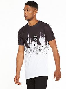 hype-smudge-mono-t-shirt