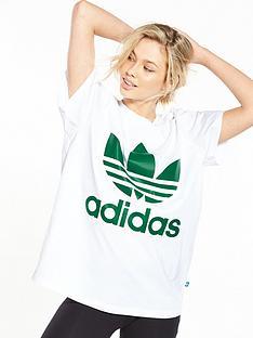 adidas-originals-classic-trefoil-tee-whitenbsp