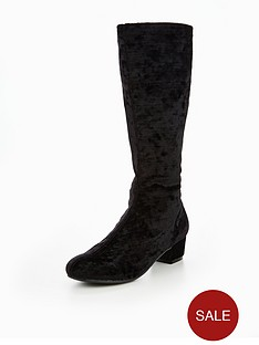 v-by-very-josie-older-girls-velvet-knee-boot-black