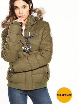 superdry-superdry-marl-toggle-puffle-jacket