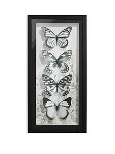 arthouse-mono-butterflies-filled-framed-wall-art