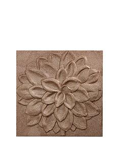 arthouse-glitter-dahlia-wall-art