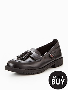 kickers-lachly-girls-tassle-loafer-school-shoes-with-free-school-bag-offer