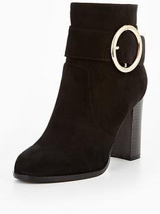 v-by-very-fate-imi-suede-buckle-detail-ankle-boot-black
