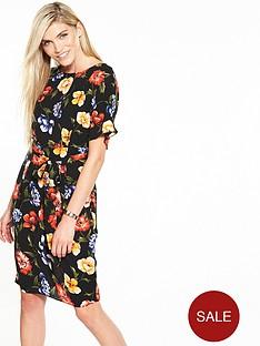 v-by-very-kimono-sleeve-midi-pencil-dress