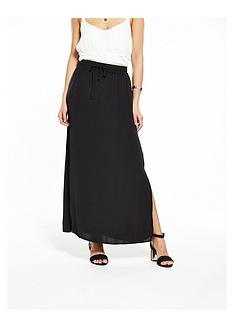vila-melli-new-maxi-skirt-black