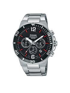 pulsar-pulsar-black-dial-chronograph-stainless-steel-bracelet-mens-watch