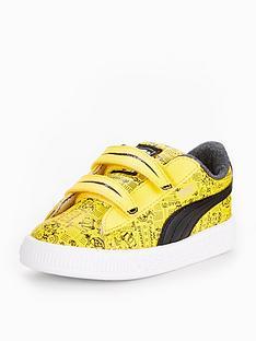 puma-minions-basket-v-sneakers-yellow