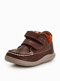 clarks-cloudtuktu-first-boot
