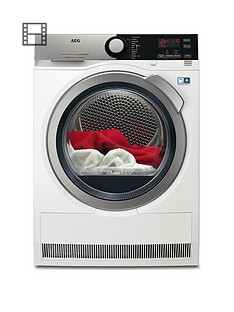 aeg-t8dee845r-8000-seriesnbsp8kgnbspload-sensor-tumble-dryer