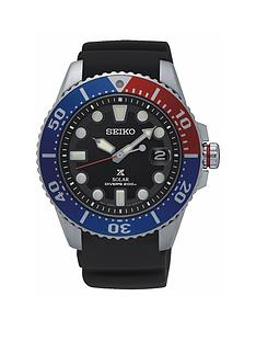 seiko-gents-black-dial-stainless-steel-silicone-strap-divers-watch