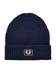 fred-perry-2-tone-cotton-beanie
