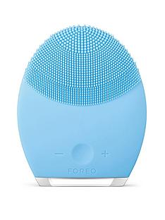 foreo-nbspluna-2-facial-cleansing-brush-for-combination-skinnbspamp-free-foreo-cosmetic-pouch