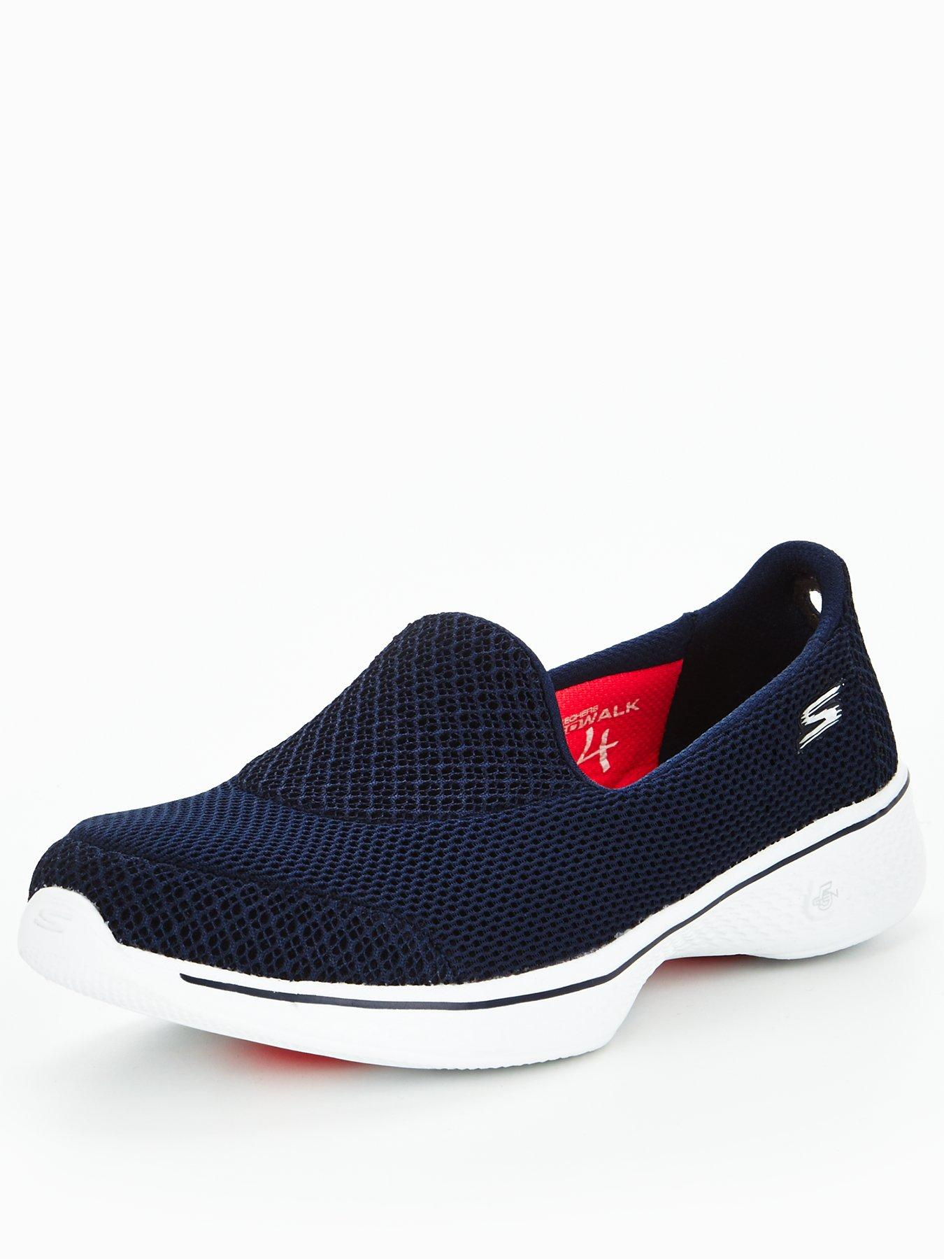 Skechers Go Walk 4 Propel Shoe 1600168651 Women's Shoes Skechers Flats