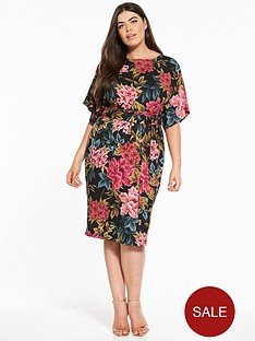 v-by-very-curve-print-kimono-dress