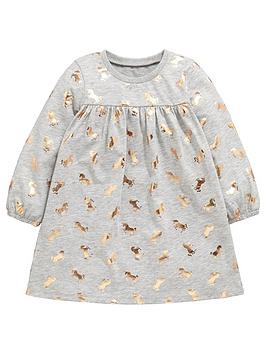 mini-v-by-very-girls-foil-unicorn-print-grey-jersey-dress