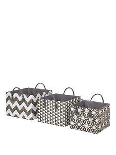 set-of-3-handled-chevron-storage-baskets