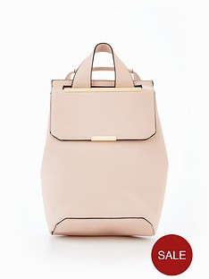 miss-selfridge-minimal-backpack