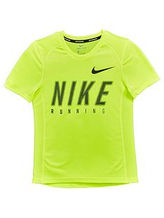 nike-older-boy-short-sleeve-miler-dry-te