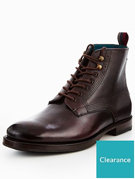 afc28f8615e Ted Baker Dhavin Leather Lace Up Boot