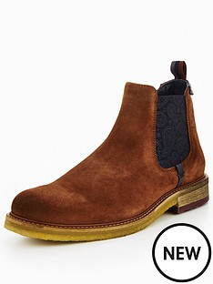 ted-baker-bronzo-suede-chelsea-boot