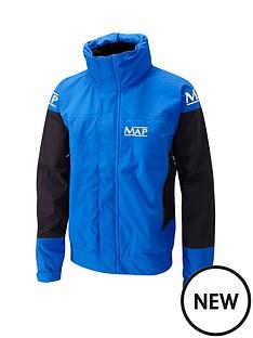 map-short-waterproof-jacket