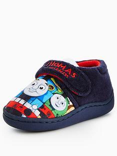 thomas-friends-thomas-badge-strap-slipper