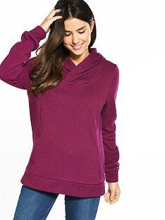 craghoppers-callins-hooded-fleece-pink