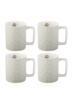 creative-tops-set-of-4-katie-alice-pretty-retro-grey-can-mugs