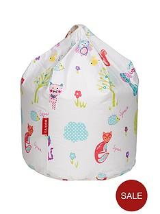 kaikoo-animal-friends-printed-beanbag