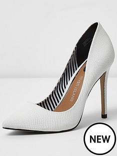 river-island-pandy-court-shoe