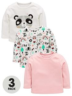 mini-v-by-very-baby-girls-3pk-panda-tees