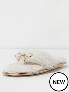 river-island-cream-flip-flop-slipper