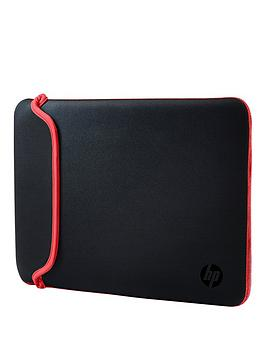 hp-156-inch-neoprene-sleeve-blackred