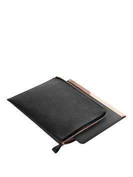 hp-133-inch-spectre-leather-sleeve-zipper-ndash-black