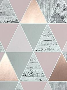 graham-brown-reflections-rose-gold-wallpaper