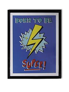 arthouse-superhero-framed-print