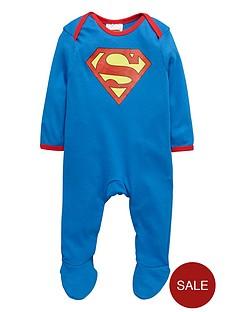 superman-baby-sleepsuit