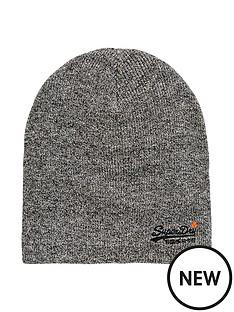 superdry-orange-label-beanie