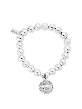 chlobo-sterling-silver-medium-ball-dreamball-bracelet