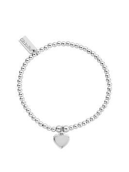 chlobo-sterling-silver-cute-charm-heart-bracelet