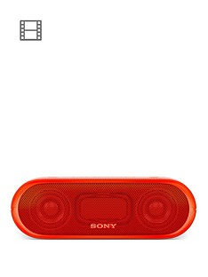 sony-srs-xb20-portable-speaker-with-extra-bass-and-lighting-red