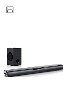 lg-sj2-21-channel-160w-wireless-compact-soundbar