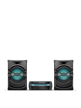 sony-shake-x30dnbsphigh-power-audio-system-with-lighting-effects-and-cddvd-player-black
